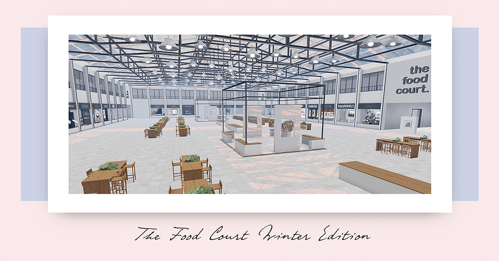 The Food Court Event Winter Edition SL