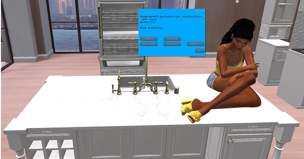 What is the best kitchen in Second Life