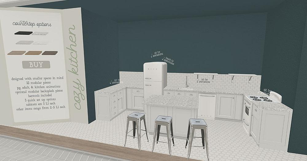 Cozy kitchen HIve store SL