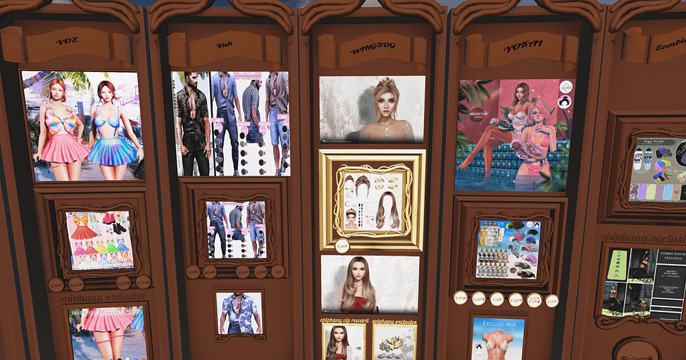 Is the end of Gacha machines the end of Second Life?
